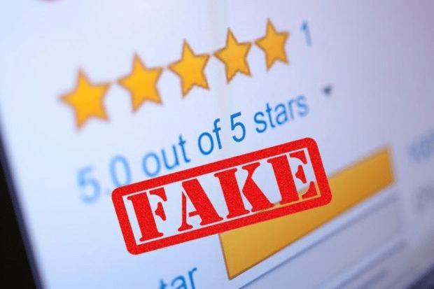 fake 5 star